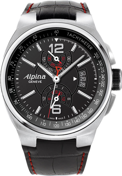 Alpina Racing Chronograph