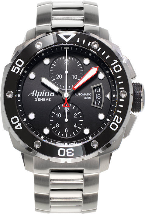Alpina Watch Seastrong Diver 300 Chronograph