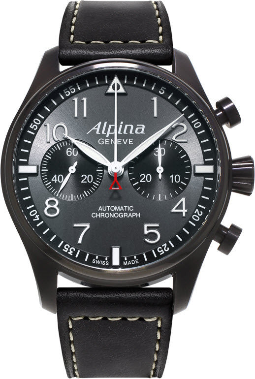 Alpina Watch Startimer Pilot Chronograph