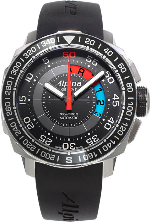 Alpina Watch Seastrong Yacht Timer