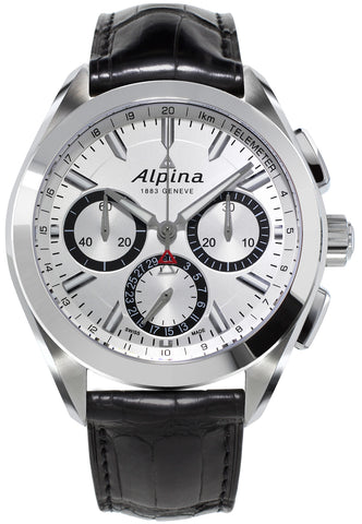 Alpiner Watch 4 Flyback Chronograph