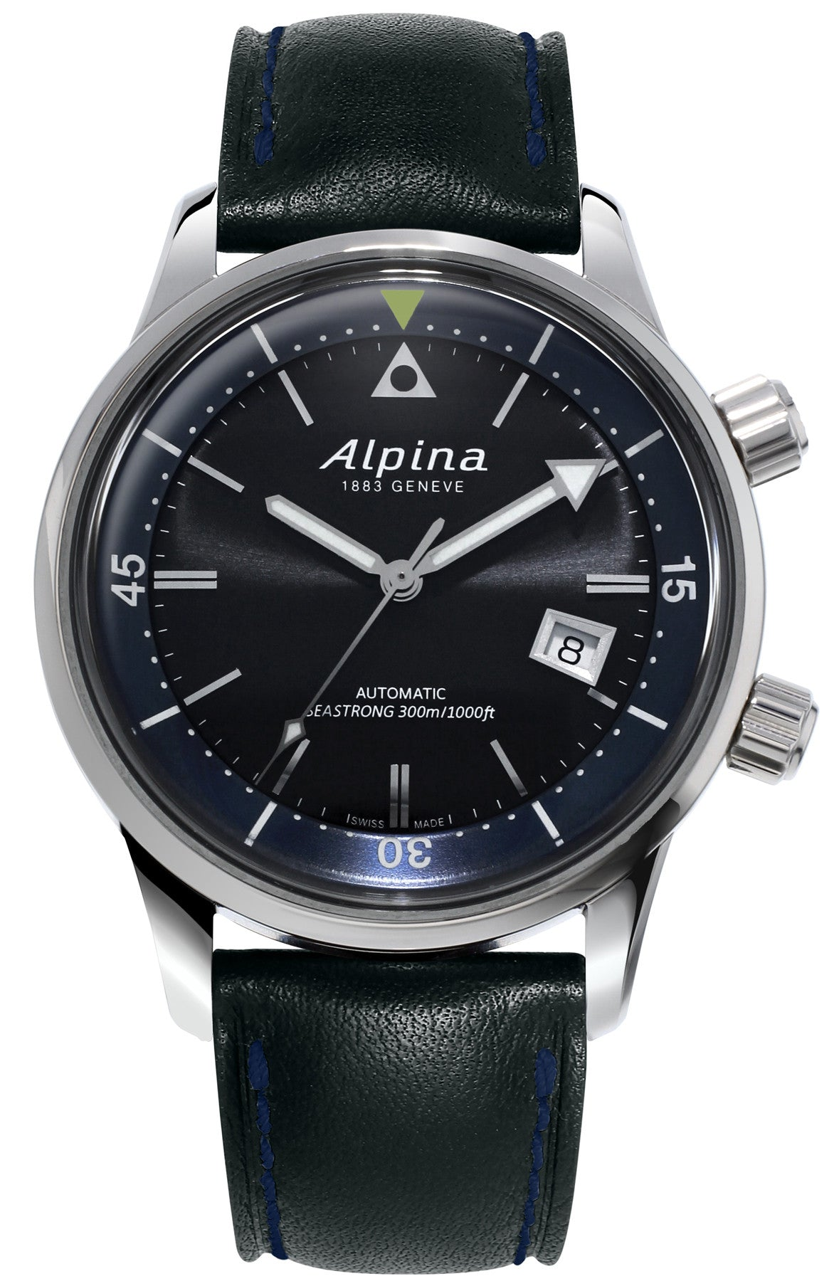 Alpina Watch Seastrong Diver Heritage