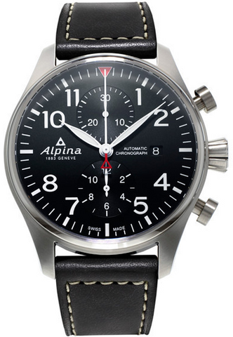 Alpina Watch Startimer Pilot Chrono