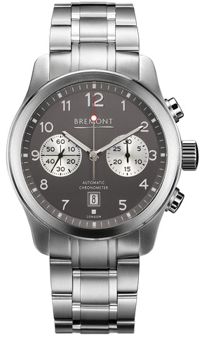 Bremont Watch ALT1-C Grey Bracelet