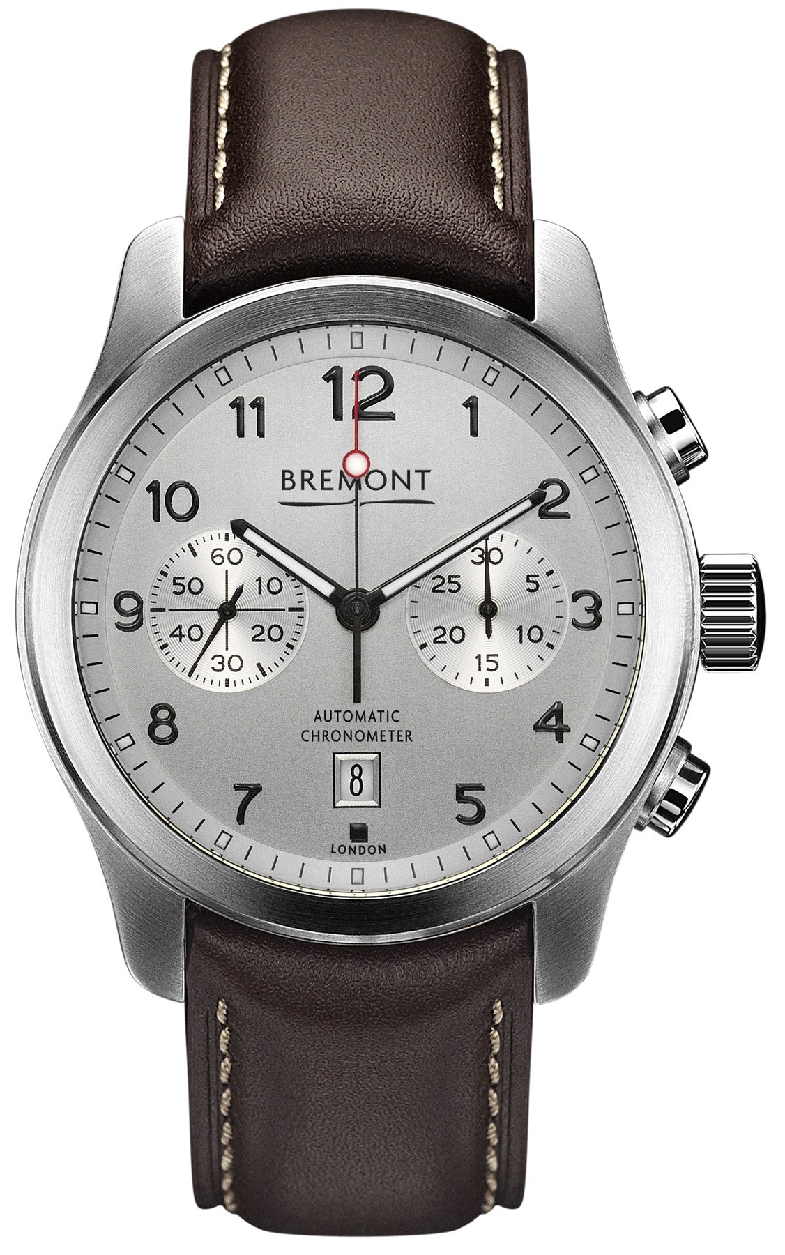 Bremont Watch ALT1-C Silver