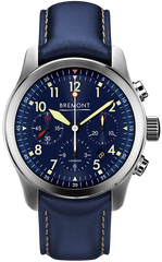 Bremont Watch ALT1-P2 Blue