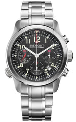 Bremont Watch ALT1-P Black Bracelet