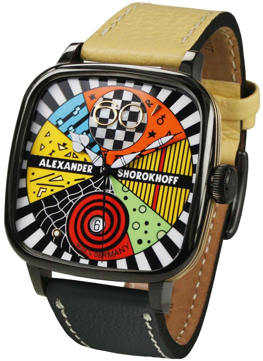 Alexander Shorokhoff Watch Kandy Avantgarde 2 Limited Edition