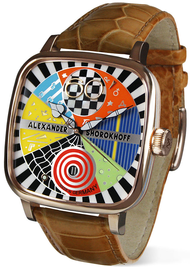 Alexander Shorokhoff Watch Kandy Avantgarde 3 Limited Edition