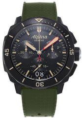 Alpina Watch Seastrong Diver 300 Big Date