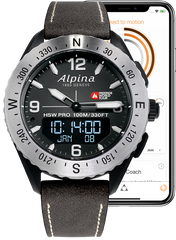 Alpina Watch AlpinerX Freeride World Tour Smartwatch Limited Edition