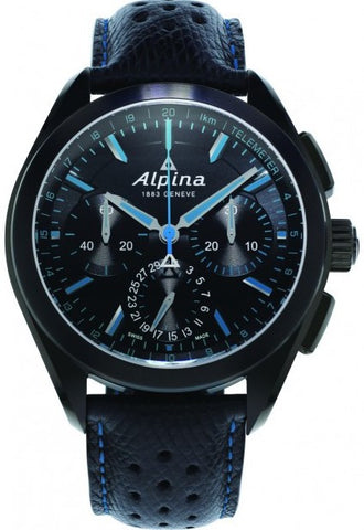 Alpina Watch Alpiner 4 Manufacture Flyback Chrono