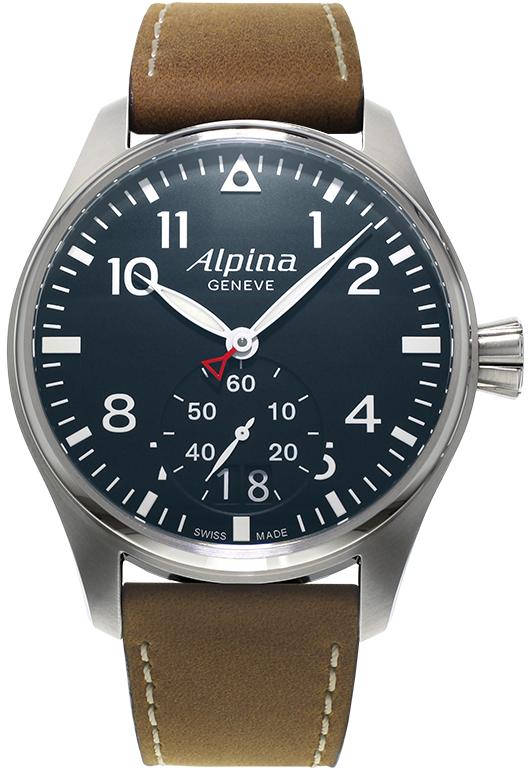 Alpine Watch Startimer Pilot Big Date Gents D