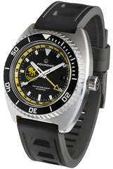 Aquadive Watch Poseidon GMT Divers Limited Edition