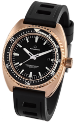 Aquadive Watch Bathyscaphe Bronze MKII Limited Edition