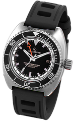 Aquadive Watch Bathysphere 100 GMT White