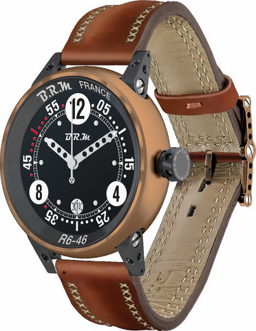 B.R.M. Watch R6-46 Bronze
