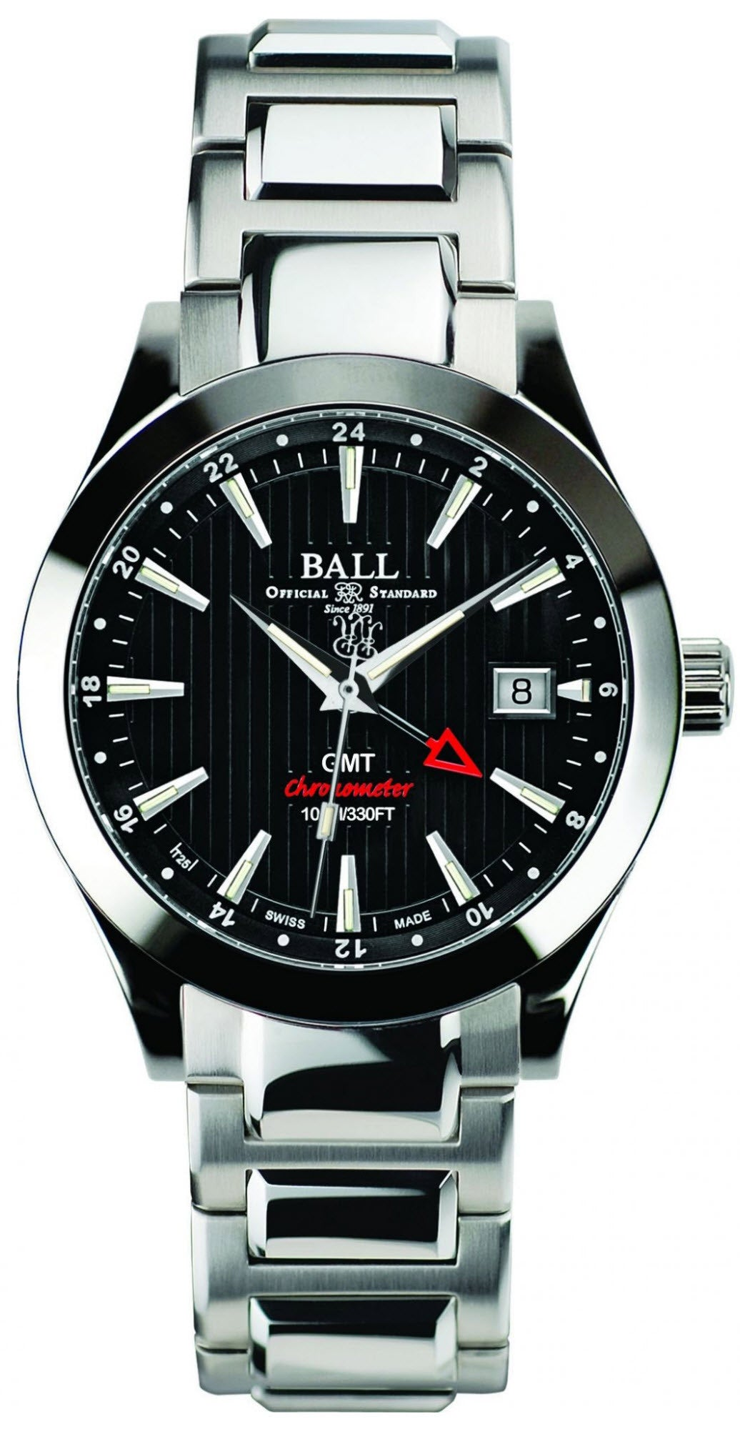 Ball Watch Company Chronometer Red Label GMT