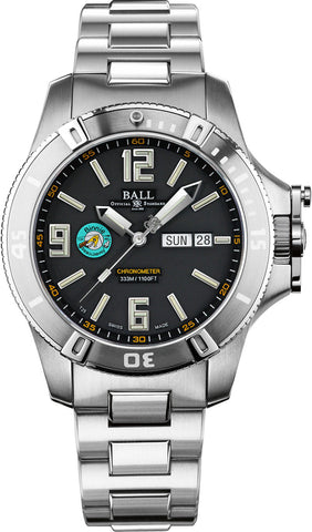 Ball Watch Company Spacemaster Brian Binnie  Limited Edition