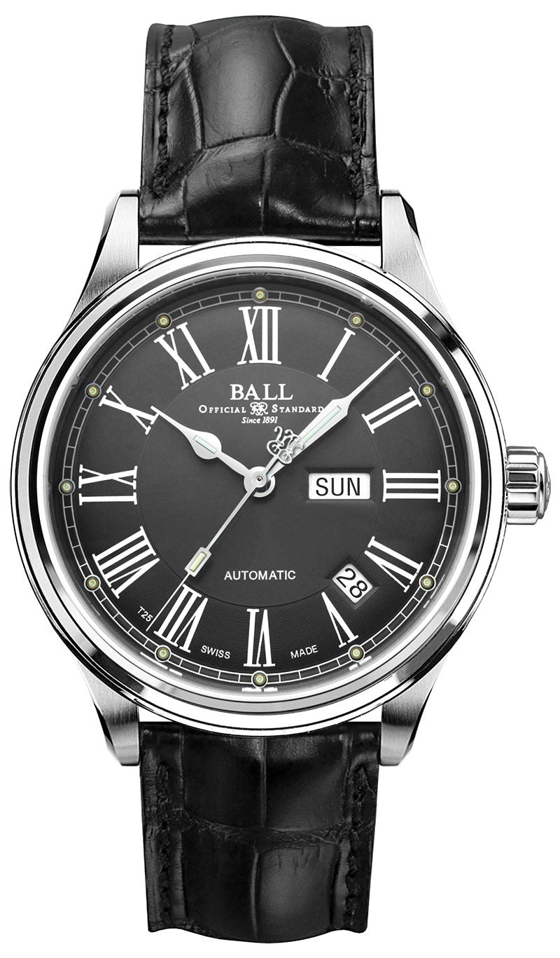 Ball Watch Company Trainmaster Roman