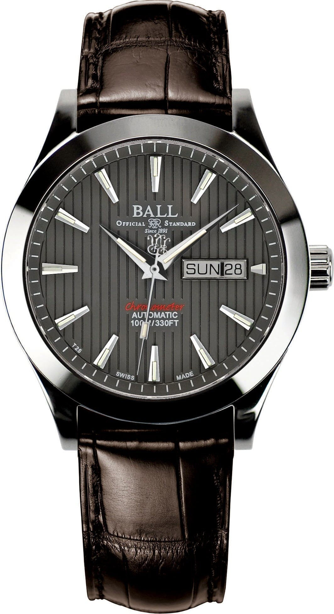 Ball Watch Company Chronometer Red Label