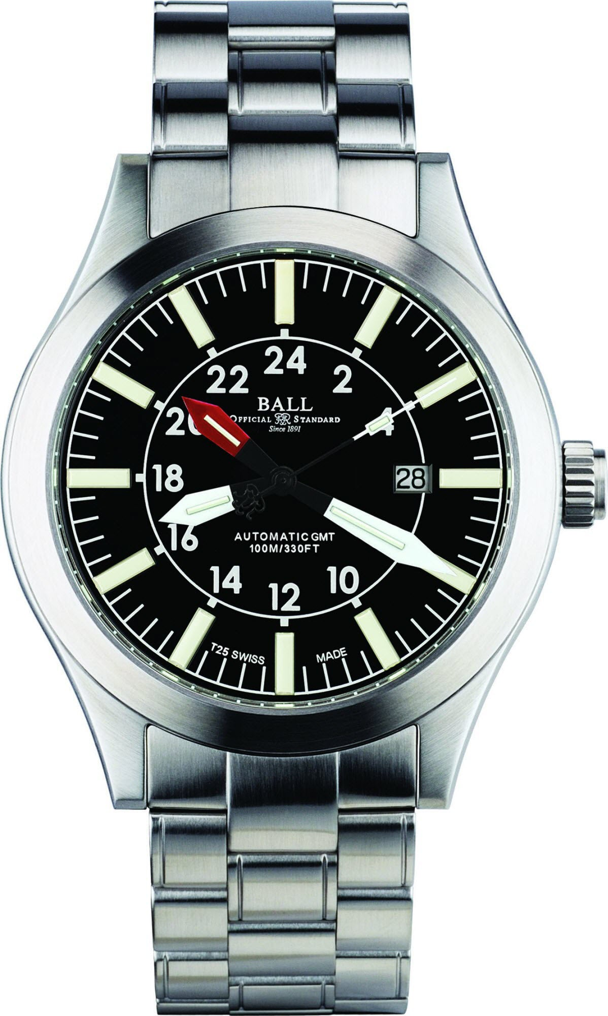Ball Watch Company Aviator GMT