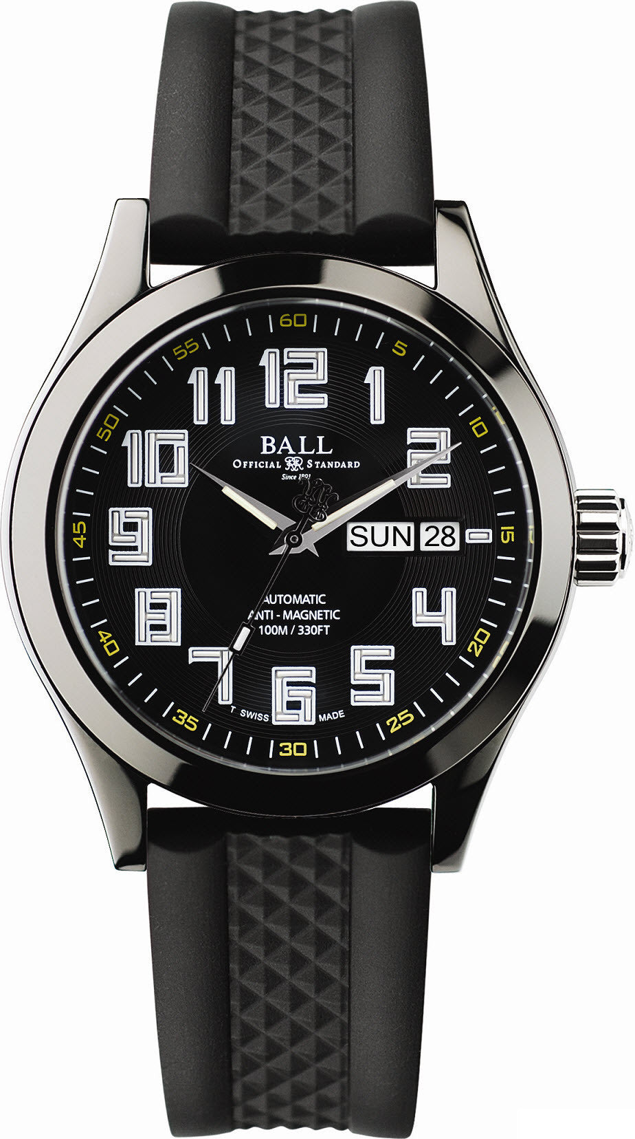 Ball Watch Company Engineer Master II DLC Yellow