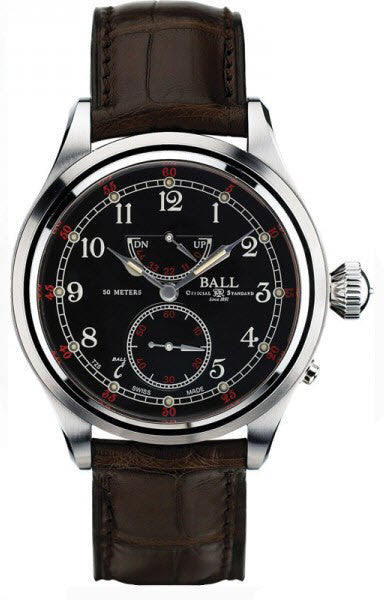 Ball Watch Company Trainmaster 21st Century Limited Edition