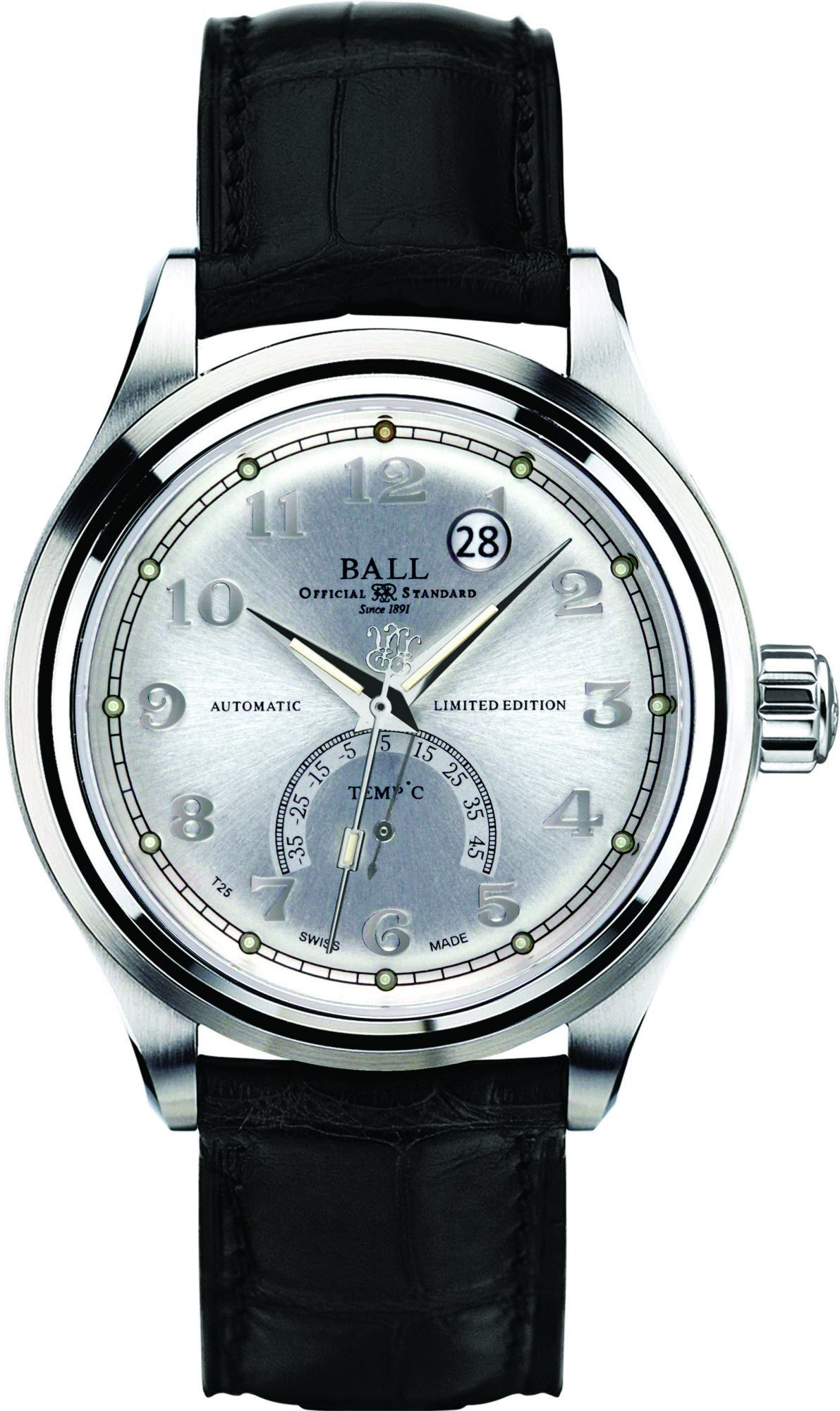 Ball Watch Company Trainmaster Celcius Limited Edition D