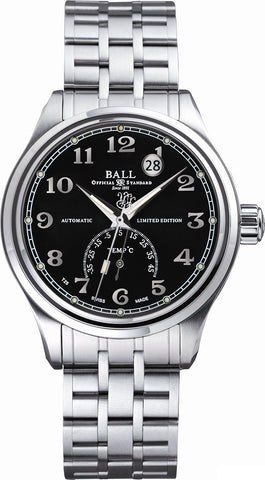 Ball Watch Company Trainmaster Celcius Limited Edition