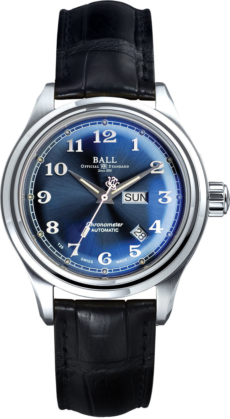 Ball Watch Company Cleveland Express