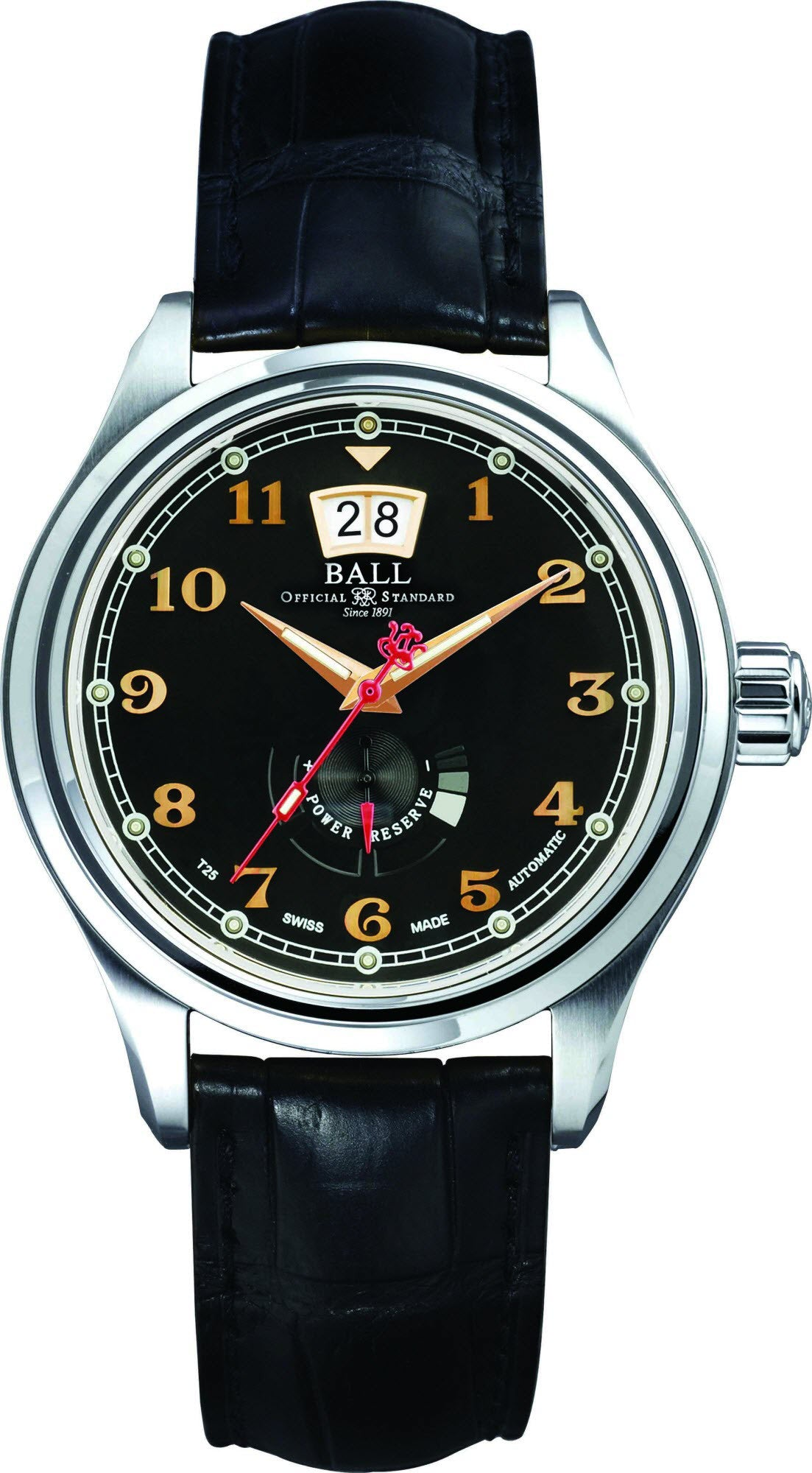 Ball Watch Company Cleveland Express Power Reserve