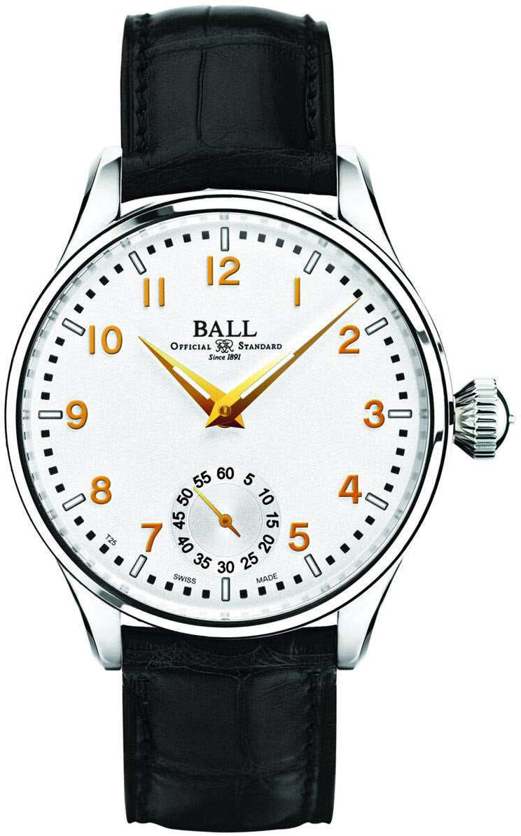 Ball Watch Company Trainmaster Officer