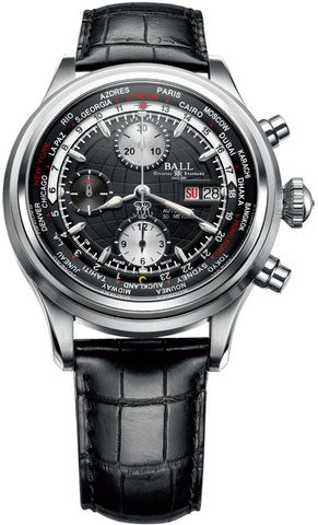 Ball Watch Company Worldtime Chronograph