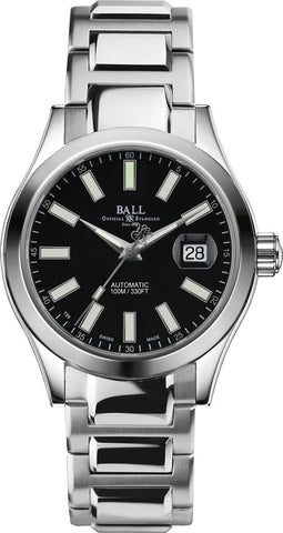 Ball Watch Company Engineer II Marvelight Black