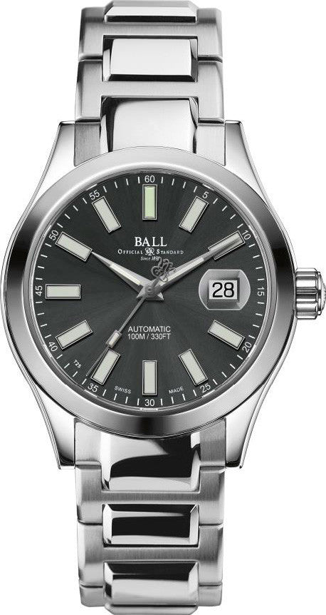 Ball Watch Company Engineer II Marvelight Grey