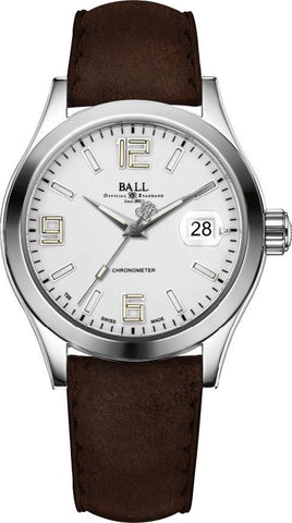Ball Watch Company Engineer II Pioneer Silver