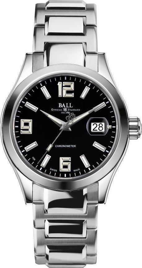 Ball Watch Company Engineer II Pioneer Black