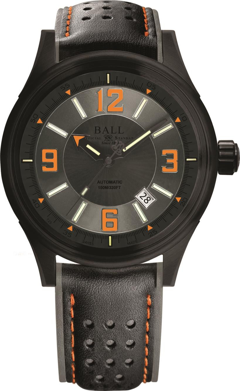 Ball Watch Company Fireman Racer DLC