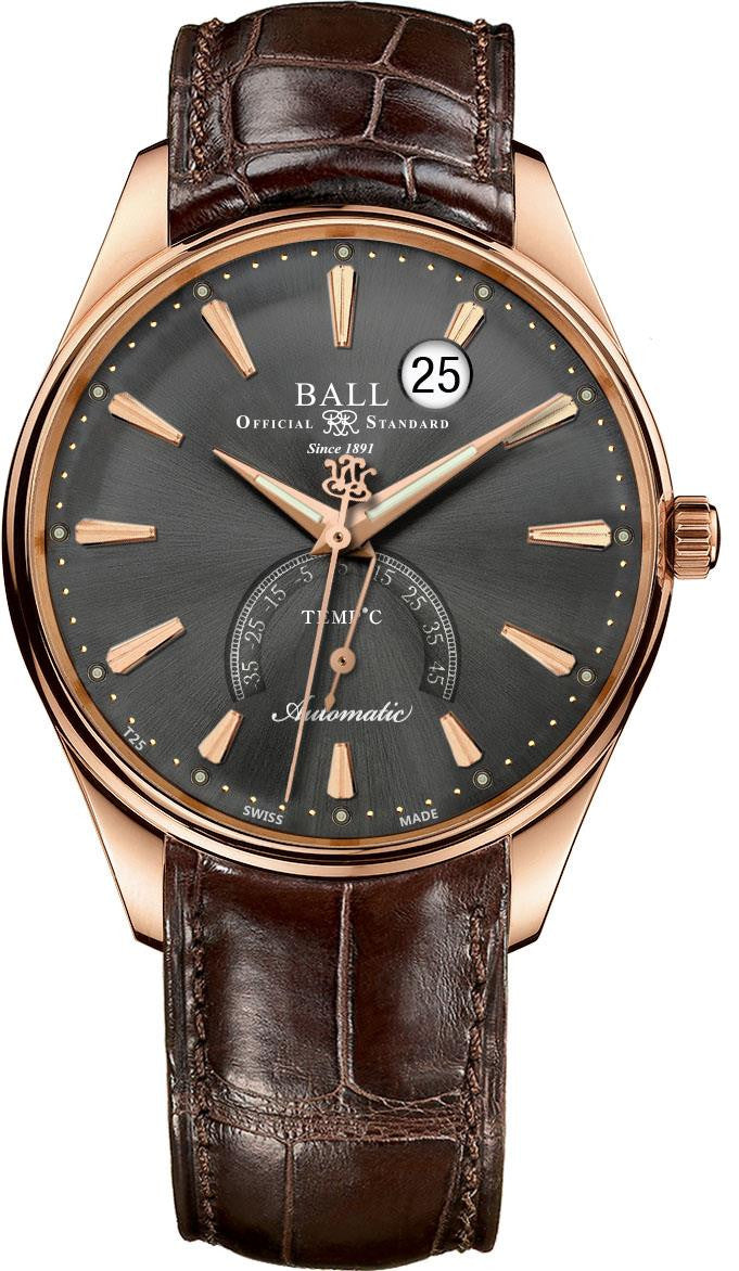 Ball Watch Company Trainmaster Kelvin Celsius Limited Edition