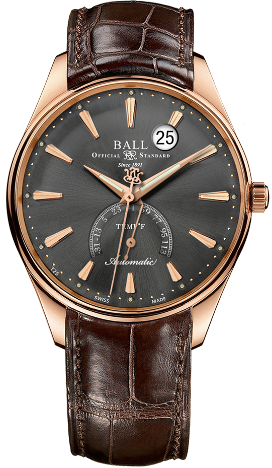 Ball Watch Company Trainmaster Kelvin Fahrenheit Limited Edition