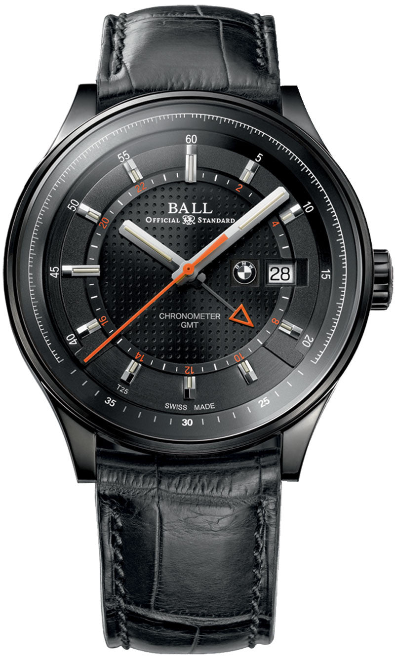 Ball Watch Company For BMW GMT DLC