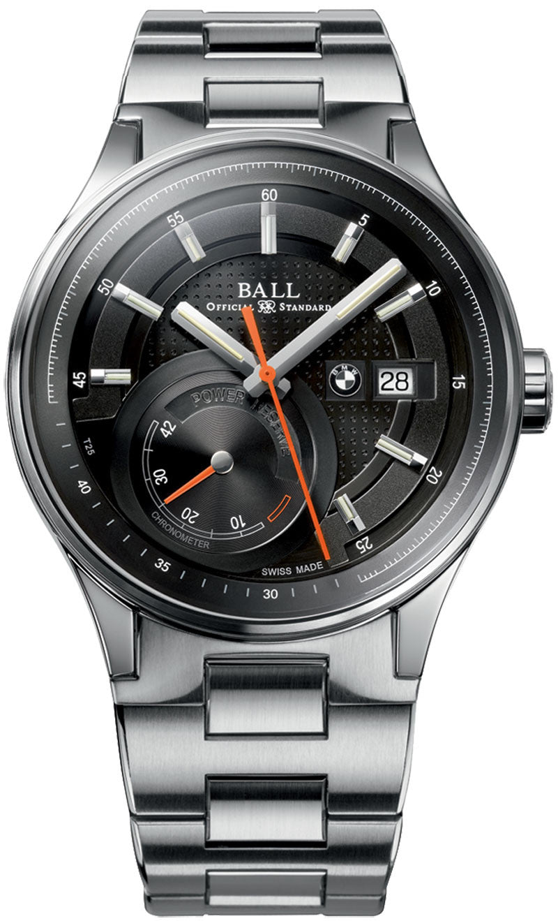 Ball Watch Company For BMW Power Reserve