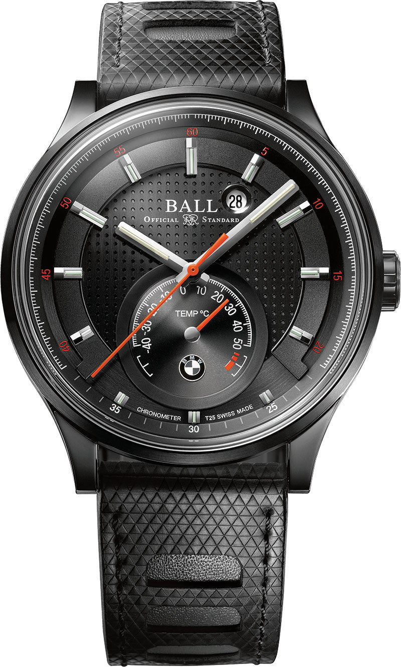 Ball Watch Company For BMW TMT DLC Celcius Scale