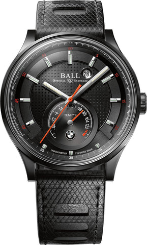 Ball Watch Company For BMW TMT DLC Fahrenheit Scale