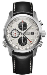 Bremont Watch World Timer ALT1-WT White
