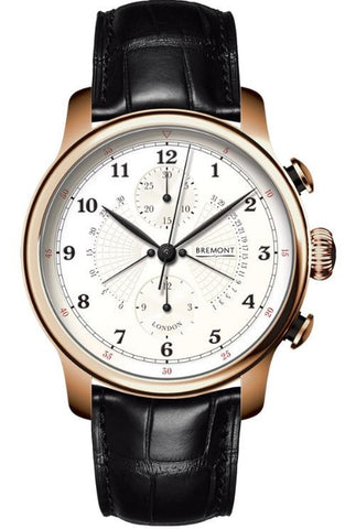 Bremont Victory 18ct Rose Gold Watch D