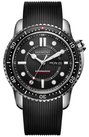 Bremont Watch Supermarine S2000 Black