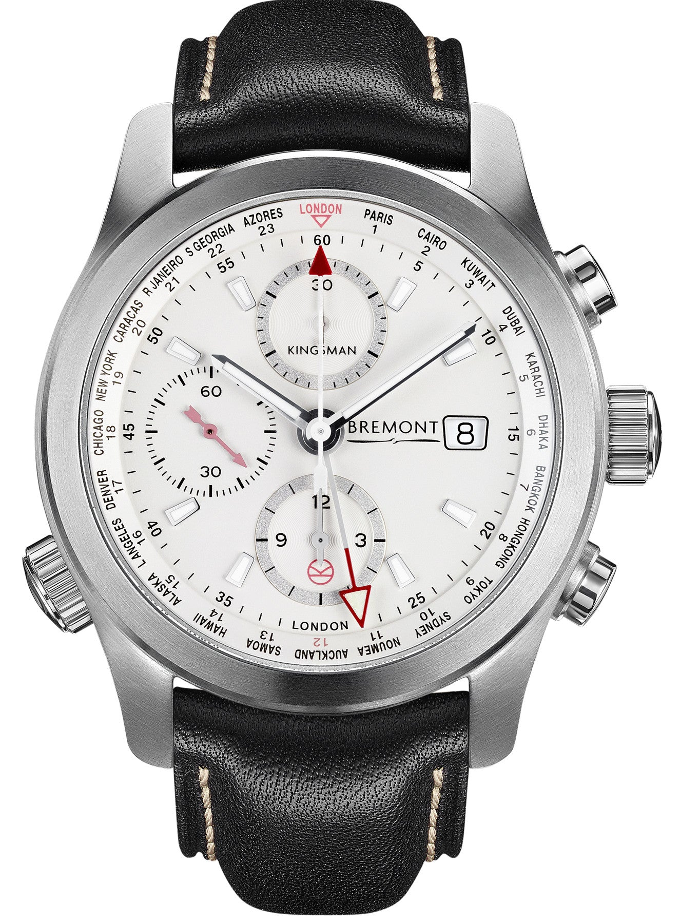 Bremont Watch Kingsman Special Edition Steel