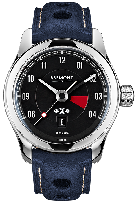 Bremont Watch Jaguar Lightweight E-Type MKIII